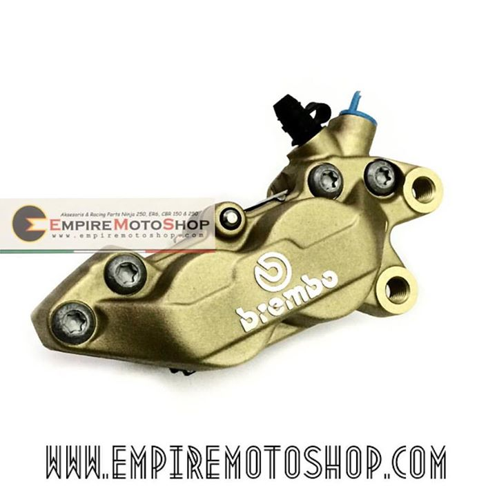 Kaliper Brembo Original 1 pin 4 piston