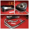 Knalpot Prospeed Shark Blackseries Fullystem Ninja 250 FI
