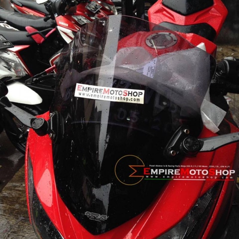 Windshield MRA Smoke Ninja 250 FI