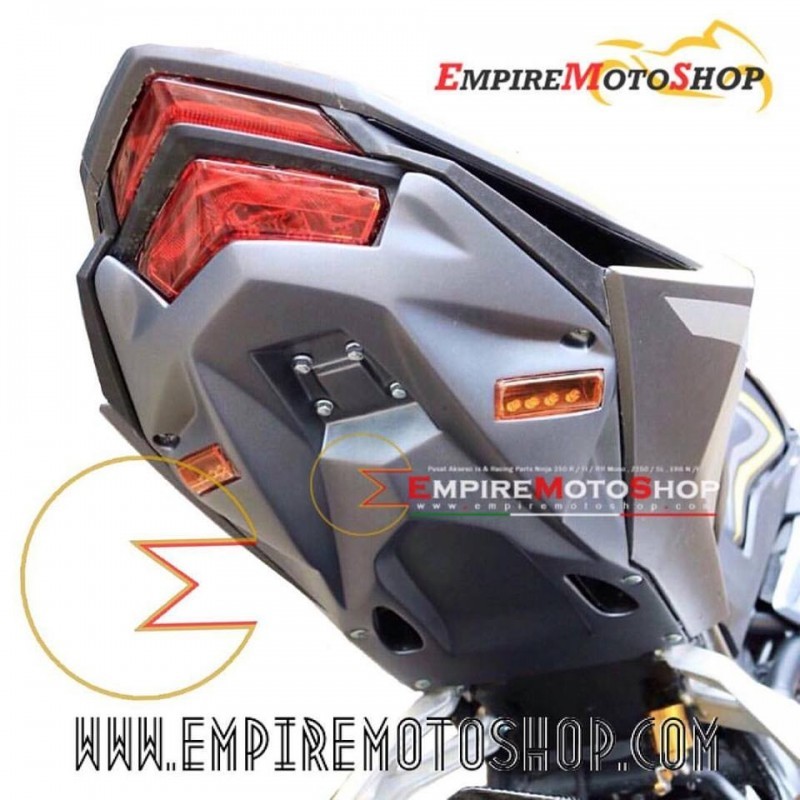 Undertail Honda CBR250RR Premium (Grey)