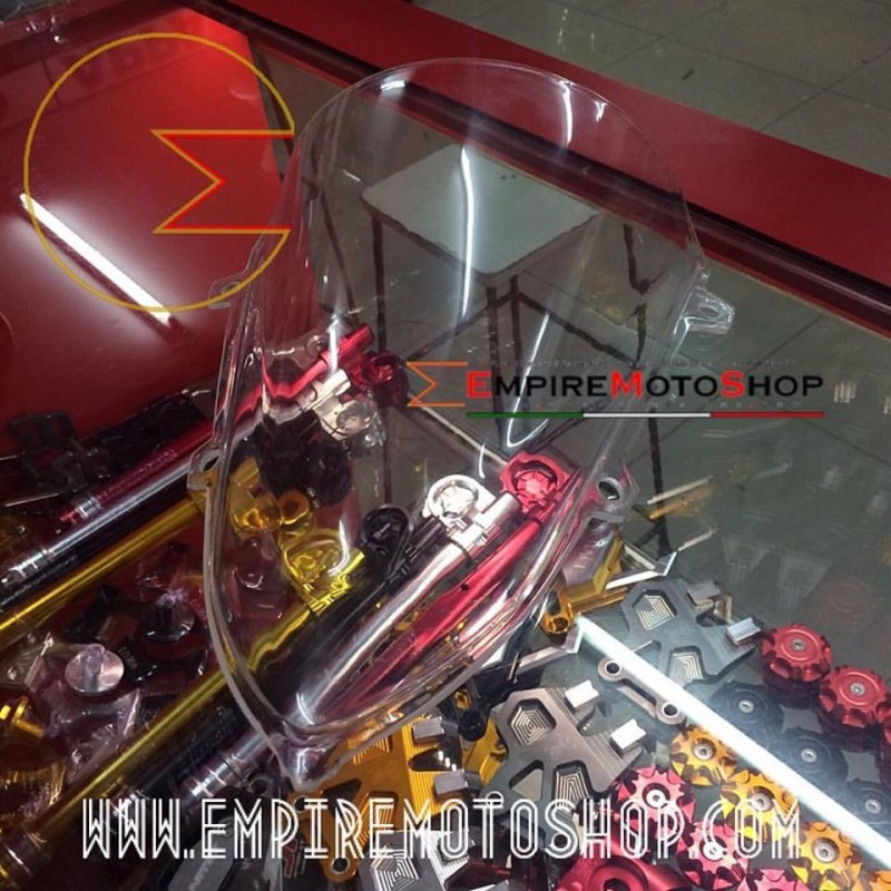 Windshield Jenong Honda CBR250RR