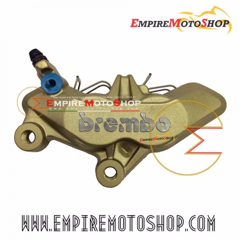 Kaliper Brembo Beet P4 34/34 2pin 4Piston Left