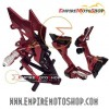 Footstep NUI Ninja 250 Fi Model Bikers Merah